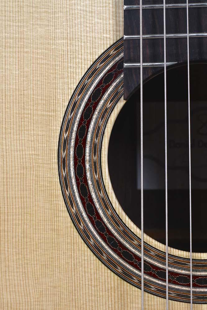 Detail of rosette